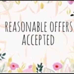 Other - ❤OFFERS WELCOME ❤